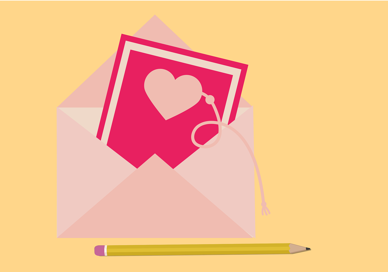 Envelope Letter About Mail Contact  - susan-lu4esm / Pixabay